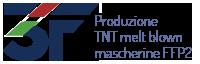 3 F Srl - Produzione Tessuto non tessuto TNT meltblown - mascherine FFP2